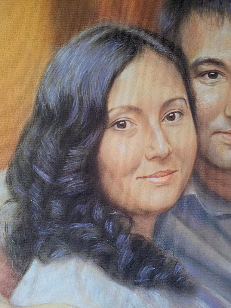 Заказ портрета по фото в краснодаре