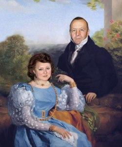 Где заказать семейный портрет по фото