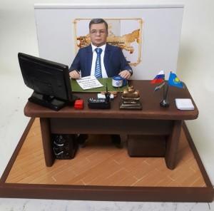 статуэтка по фото руководителю