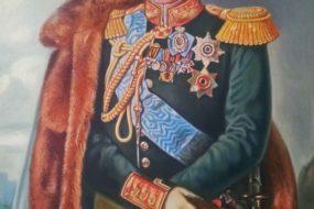 Заказать портрет маслом в Краснодаре